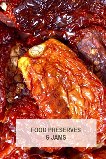 Food preserves & Jams