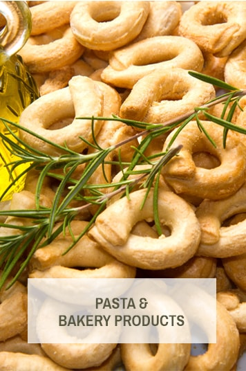 Pasta & Bakery products