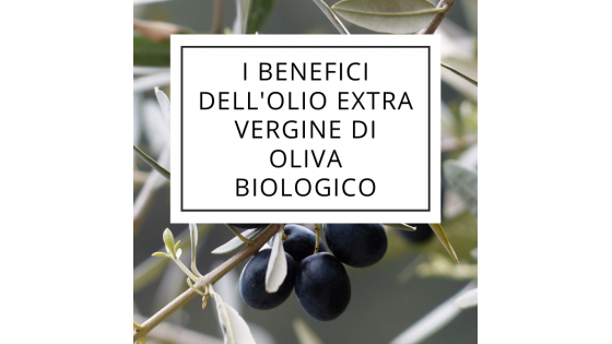 Organic Extra Virgin Olive Oil's Proprieties