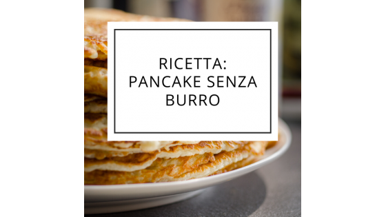 Recipe: Pancakes without butter